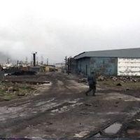 Port at Severo Kurilsk, Северо-Курильск