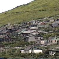 Homes on a hill, Северо-Курильск