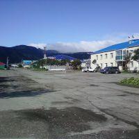 Центр Северо - Курильска, Северо-Курильск