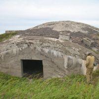 бункер, Северо-Курильск