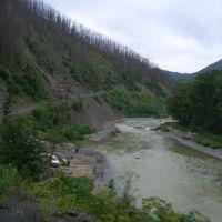 р.Большая Лангери, Смирных