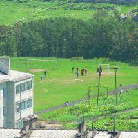 Большой футбол 2005, Томари
