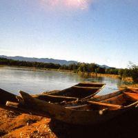 ріка Тимь, Тымовское