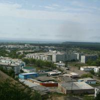 Uglegorsk район рынка и автовокзал, Углегорск
