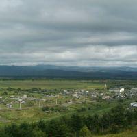 """Uglegorsk - район """"за речкой"""", Углегорск"""