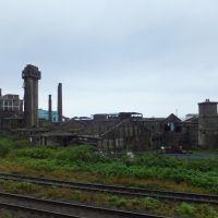 王子製紙真岡工場, Холмск