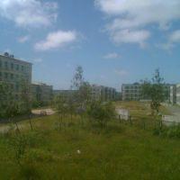 Школьная площадка (Школа №2), Шахтерск