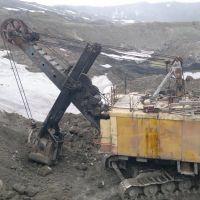 "Sakhalin Island, Coal Mine ""Solntsevo"", Шахтерск"