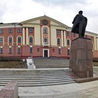 Здание администрации, Новоуральск, Новоуральск