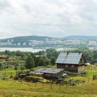 Вид из поселка, Новоуральск, Новоуральск