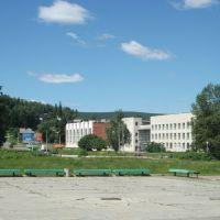 Центр внешкольной работы, Новоуральск, Новоуральск