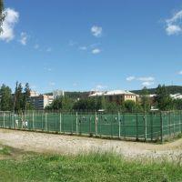 Футбольное поле с искусственным покрытием, Новоуральск, Новоуральск