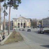 Центральная площадь г.Новоуральск, 2010г., Новоуральск
