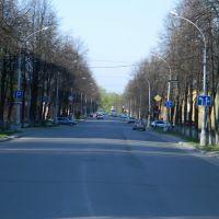 ул. Ленина, г.Новоуральск, май 2011г., Новоуральск
