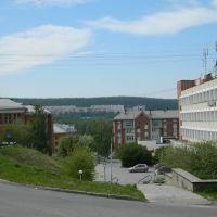 Вид на город, май 2011г., Новоуральск