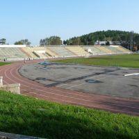 Стадион Новоуральска / stadium Novouralsk, Новоуральск