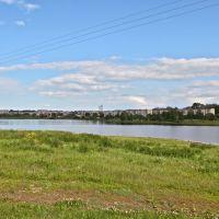 """Алапаевск, вид на Нейву и район """"Станкозавод"""", Алапаевск"""