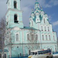 Алапаевск. Храм, Алапаевск