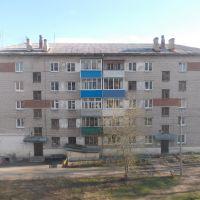 Дом Ул. Веры Шляпиной, Алапаевск