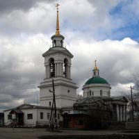 Церковь в Арамиле. 2011 г, Арамиль
