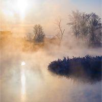 winter sun, Арамиль