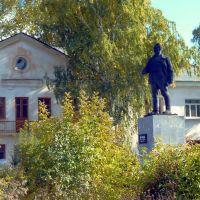 Артемовский. Памятник тов.Артему., Артемовский