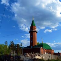 Асбест. Мечеть., Асбест