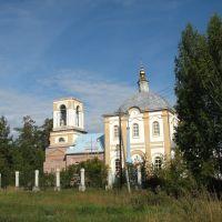 Храм во имя Равноапостольного Великого князя Владимира, Асбест