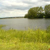 Средний пруд Ачита, Ачит
