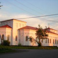 Церковь, Байкалово