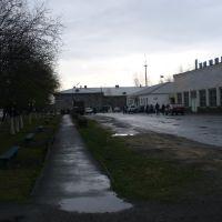 Центр Байкалово, Байкалово