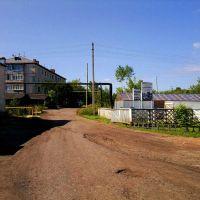 Ул. Клубная, Байкалово