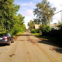 ул.Клубная, Байкалово