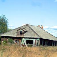 Басьяновский. Брошенный дом., Басьяновский
