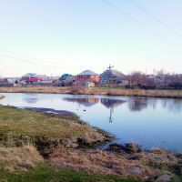 Белоярский. Река Пышма., Белоярский