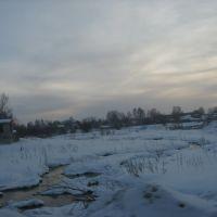 Безымянный приток речки Березовки, Березовский