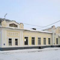 Станция Богданович, Богданович