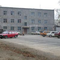 ОВД, ул.Мира, 1.   2007г, Богданович