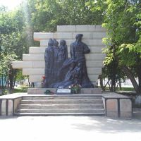Памятник воинам, Богданович