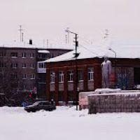 Центр поселка Буланаш Свердловской области, Буланаш