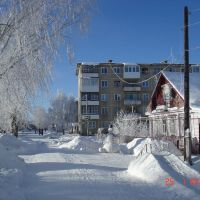 Снеговик, Верхний Тагил