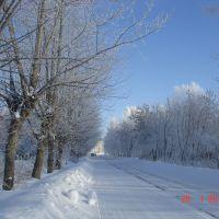 Зимняя сказка, Верхний Тагил