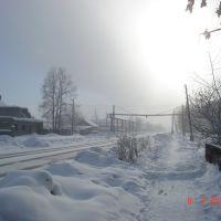 Морозно, Верхний Тагил