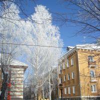 Мороз, Верхний Тагил