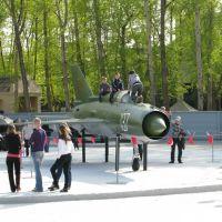 Новый музей военной техники, Самолет, Верхняя Пышма