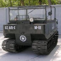 M29 Weasel, Верхняя Пышма