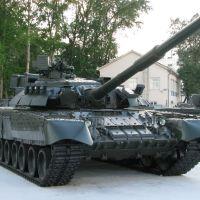 Т-82, Верхняя Пышма