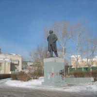 Памятник В. И. Ленину, Верхняя Пышма