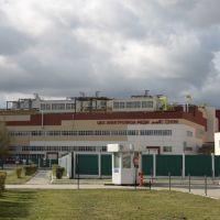 Цеха завода УГМК, Верхняя Пышма
