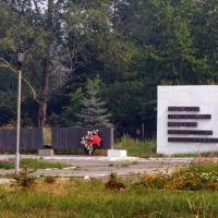 Мемориал героям ВОВ, Верхняя Салда